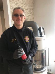 chimney sweep Wimbledon